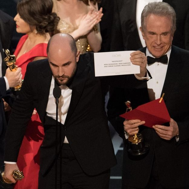 Moonlight vs. La La Land - incident des Oscars 2017 : que s'est-il passé ?