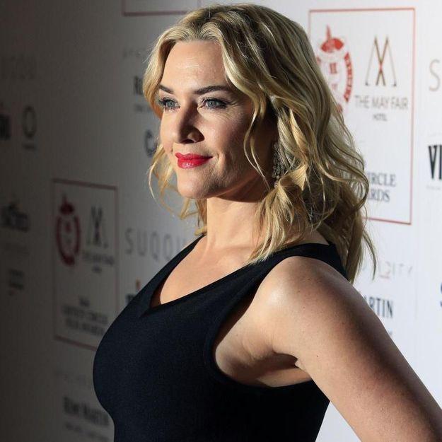 Oscars: Kate Winslet vote pour Leonardo DiCaprio