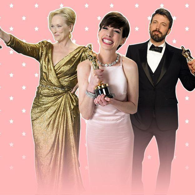 Oscars : les cinq secrets pour remporter la statuette à coup sûr