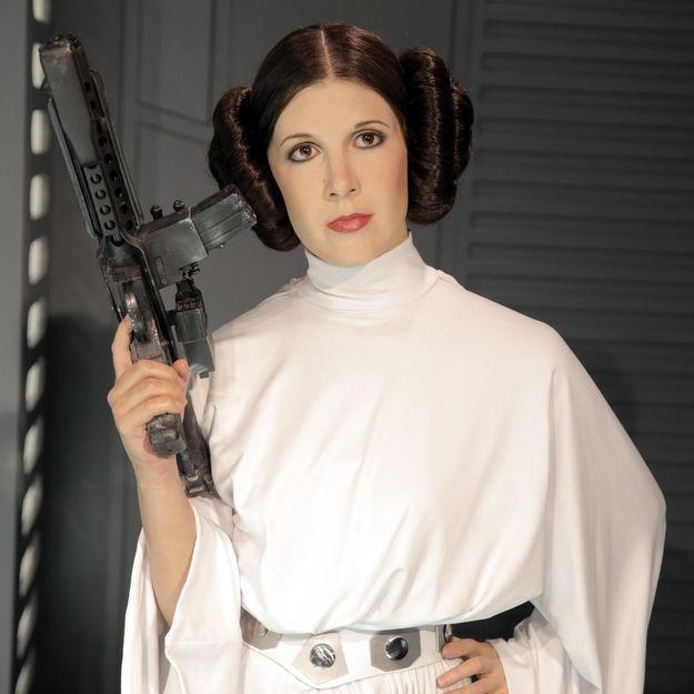 #Prêtàliker : découvrez le nouveau costume de la Princesse Leia dans Star Wars 7