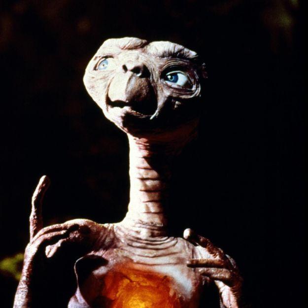 #Prêtàliker : voilà à quoi E.T. aurait vraiment dû ressembler