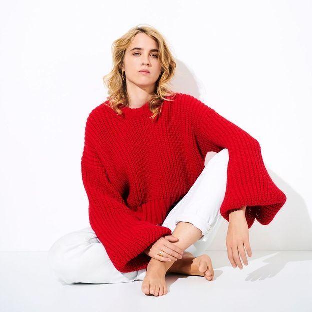 Rencontre avec Adèle Haenel, actrice irrésistible dans « En liberté ! »