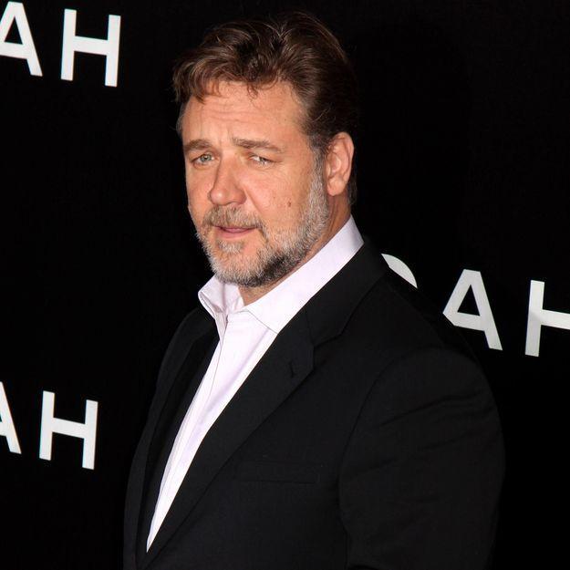 Russell Crowe fait polémique après des propos jugés sexistes