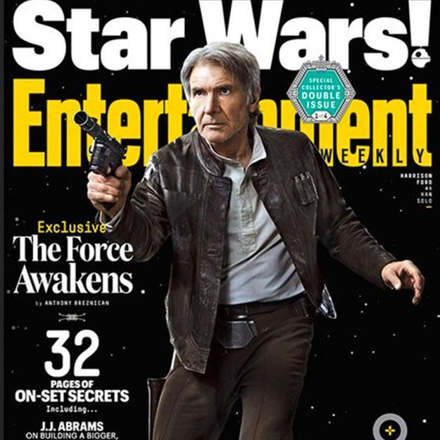 Star Wars : des photos inédites des personnages dévoilées