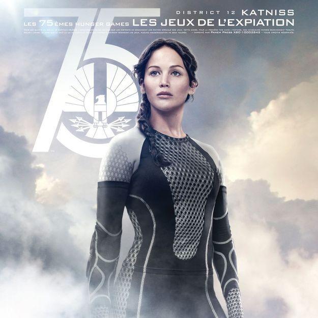 VIDEO : Jennifer Lawrence s'entraîne au combat dans « Hunger Games »