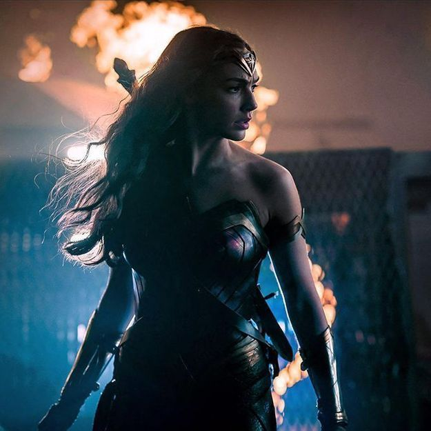Wonder Woman : Lady Di a inspiré l'héroïne DC Comics