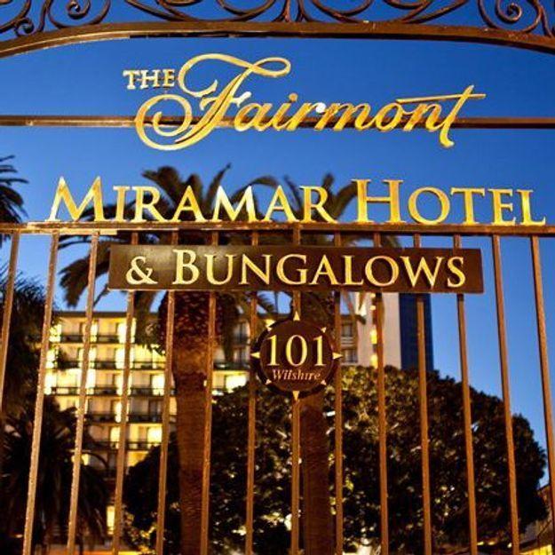 3 bonnes raisons d'aller à l'hôtel Fairmont Miramar de Los Angeles