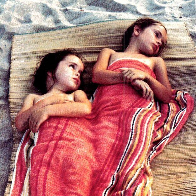 Amélie et Juliette Nothomb, les inséparables