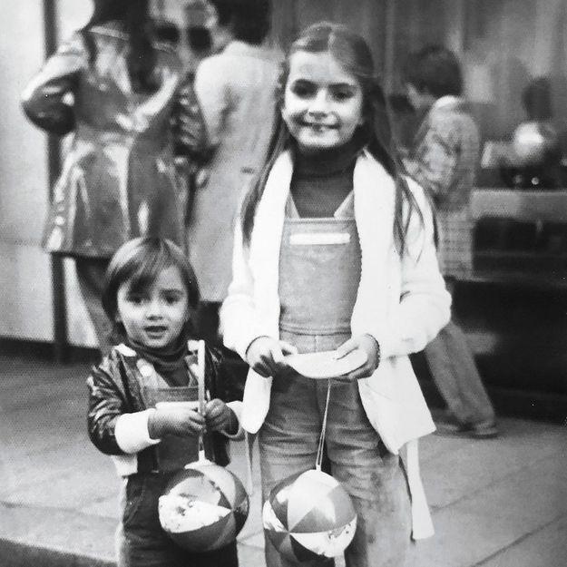Yannick et Valérie Perrin, frère et soeur fusionnels