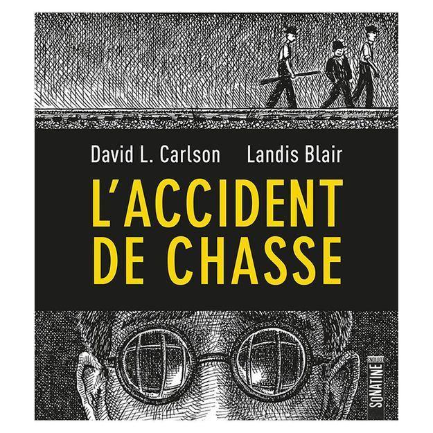 Grand prix des lectrices ELLE : David L. Carlson et Landis Blair, gagnants du prix du document