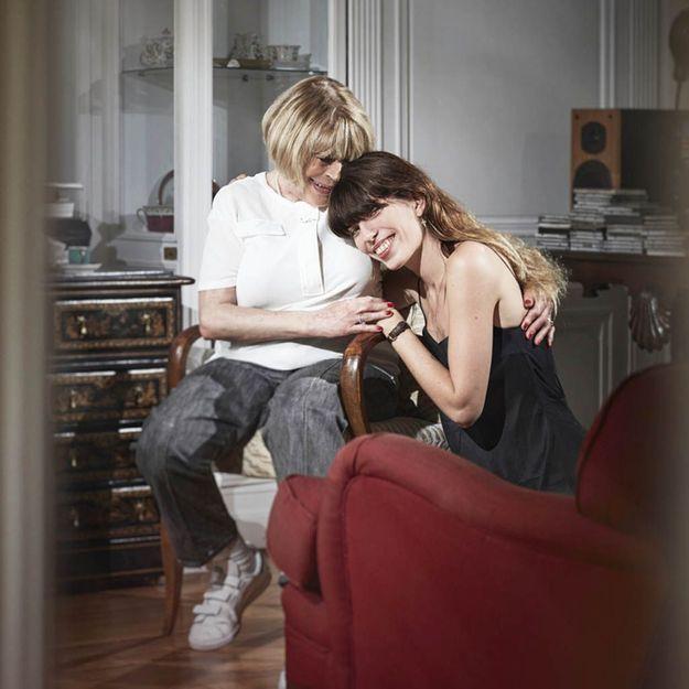 Lou Doillon et Marianne Faithfull : le rock en héritage