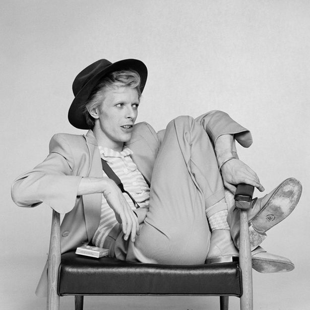 3 raisons de célébrer (encore un peu) David Bowie