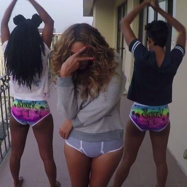 Beyoncé se déchaîne en petite culotte dans son dernier clip