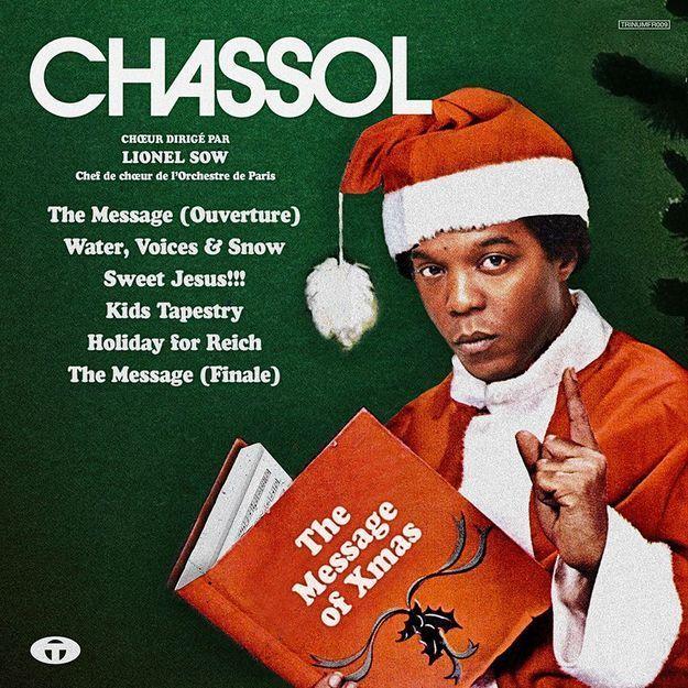 Chassol, nouvel B. O. de Noël