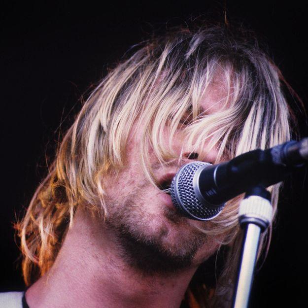 Elle dévoile les photos du premier concert de Nirvana sans le savoir