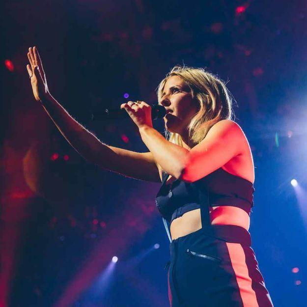 Ellie Goulding enchante l'Apple Music Festival