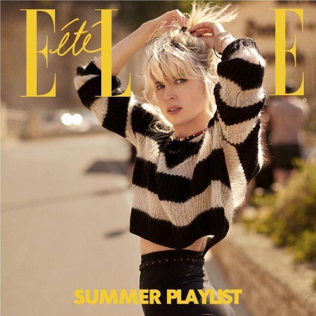 HollySiz : notre cover girl de la semaine dévoile sa playlist de l'été