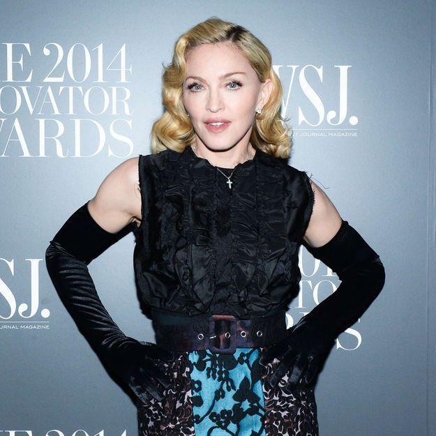 La riposte de Madonna après le piratage de ses chansons