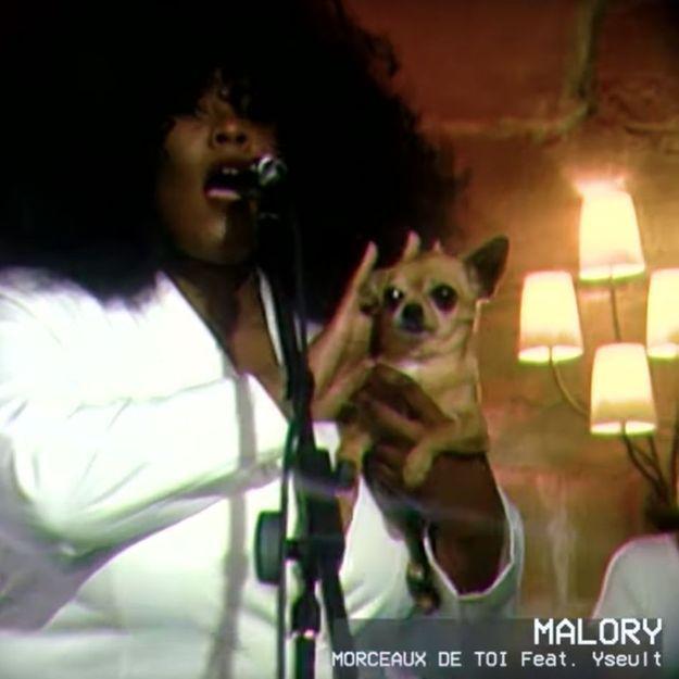 Le clip de la semaine : « Morceaux de toi » de Malory ft. Yseult