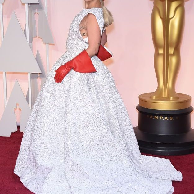 Le show de Lady Gaga aux Oscars 2015