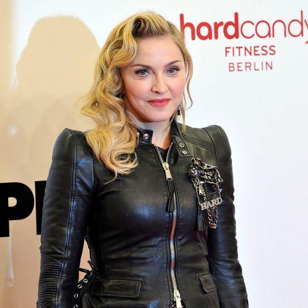 Madonna, chanteuse la plus riche en 2013 selon « Forbes »