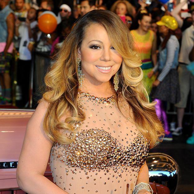 Mariah Carey revient sur scène avec un nouveau titre