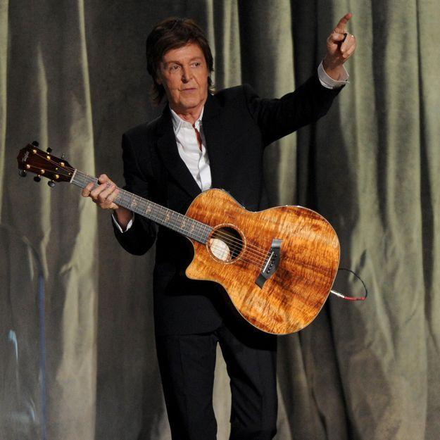 Paul McCartney en concert à Paris et Marseille cet été