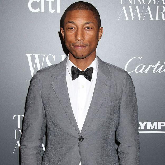 Pour le Nouvel An, MTV diffusera le clip de Pharrell Williams