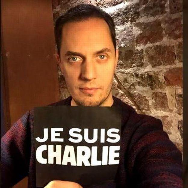 Prêt-à-liker : le slam de Grand Corps Malade pour Charlie Hebdo