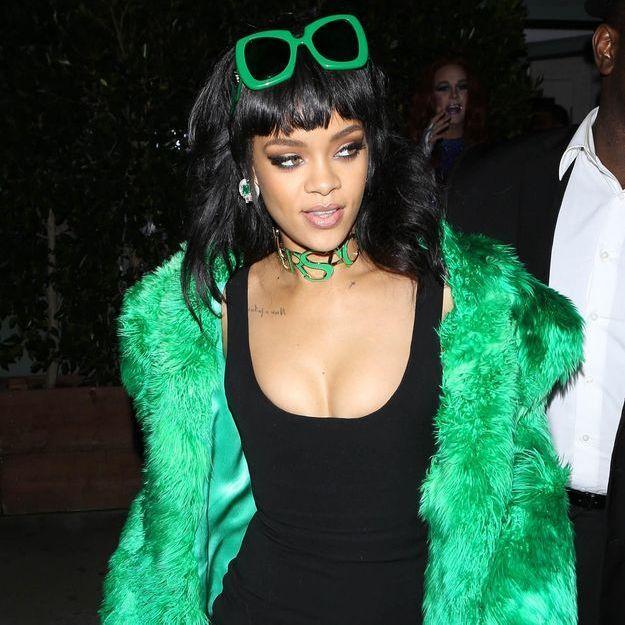 Rihanna accusée de plagiat par les fans d'une rappeuse