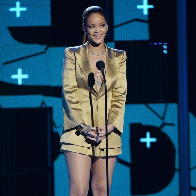 Rihanna : qui est son acolyte dans le clip « Bitch Better Have My Money » ?