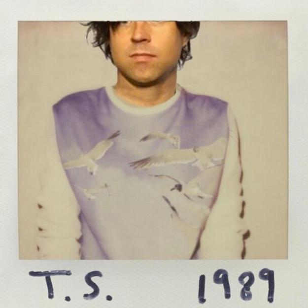 Ryan Adams reprend l'intégralité de « 1989 » de Taylor Swift