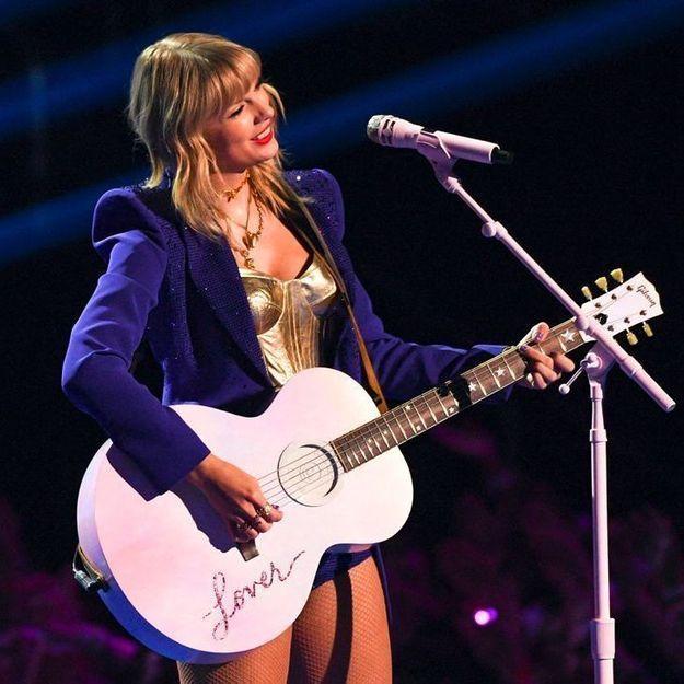 Taylor Swift à l'Olympia : un concert intimiste pour célébrer la sortie de son nouvel album