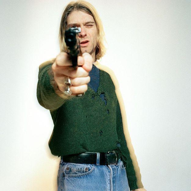 Kurt Cobain, les secrets de sa dernière séance photo