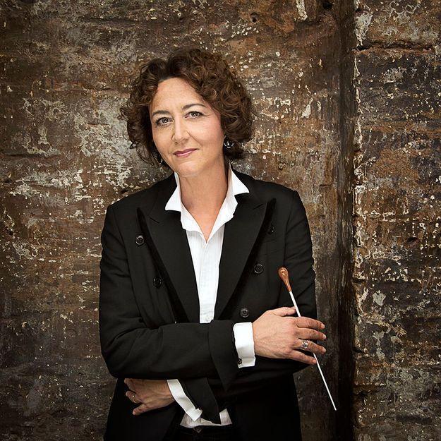 Nathalie Stutzmann, chef d'orchestre et contralto : « La voix reflète la personnalité »