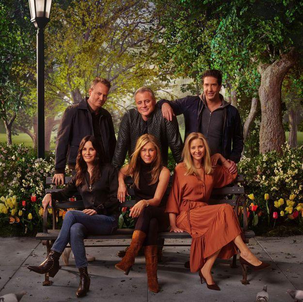 Friends : on connaît la date de diffusion de l'épisode spécial retrouvailles sur TF1
