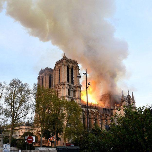 Netflix : une série sur l'incendie de Notre-Dame de Paris en préparation