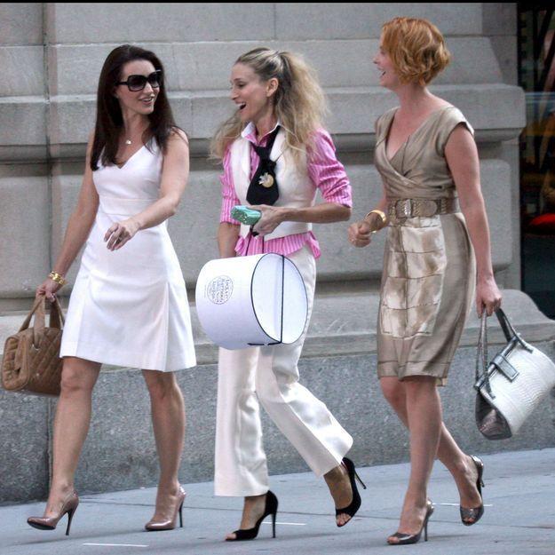Sex and the City : les actrices toucheront plus d'un million de dollars par épisode