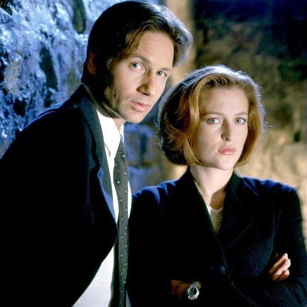 X-Files, la série culte des années 90, bientôt de retour ?