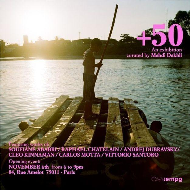 +50 Exhibition : quand l'art participe au combat