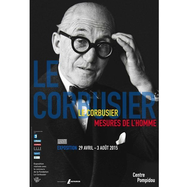 Concours : gagnez 2 places pour l'expo Le Corbusier au Centre Pompidou