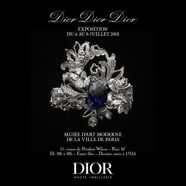 Dior Dior Dior : l'exposition de bijoux dont on rêve