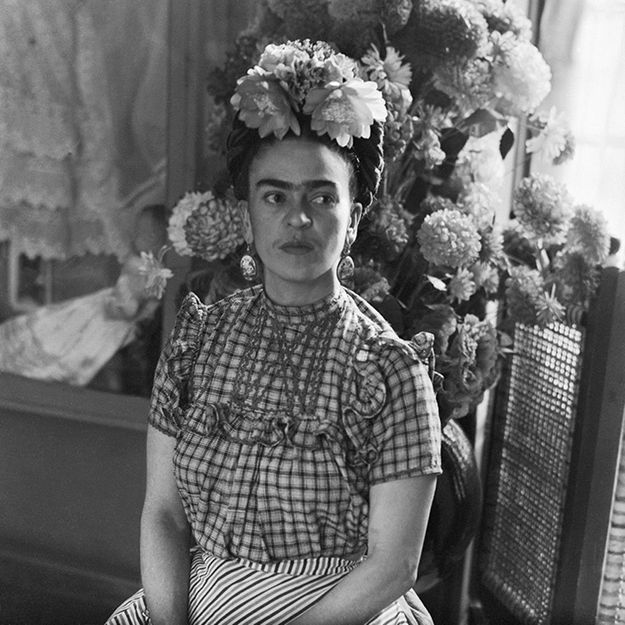 Frida Kahlo en toute intimité