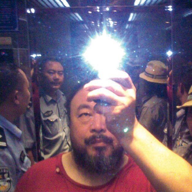 Ai Weiwei : 100 photos pour la liberté de la presse