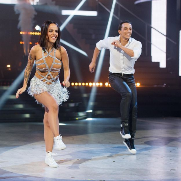 Alizée sacrée gagnante de «Danse avec les stars»
