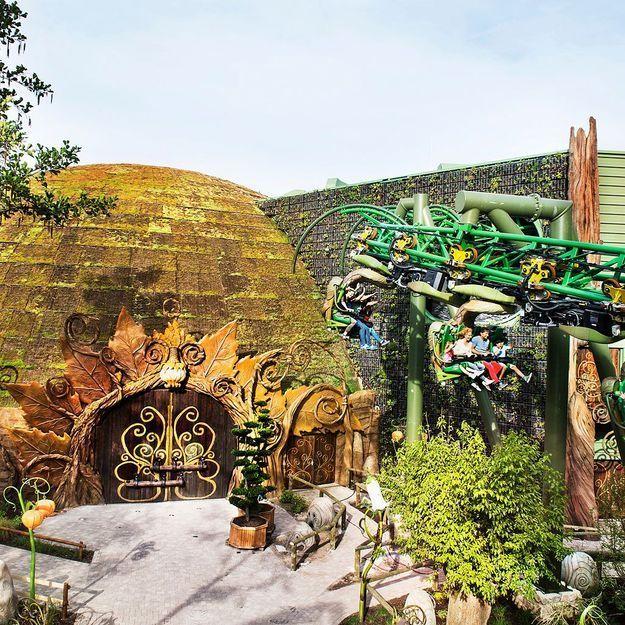 Arthur au royaume des Minimoys : on a testé la nouvelle attraction de Europa-Park