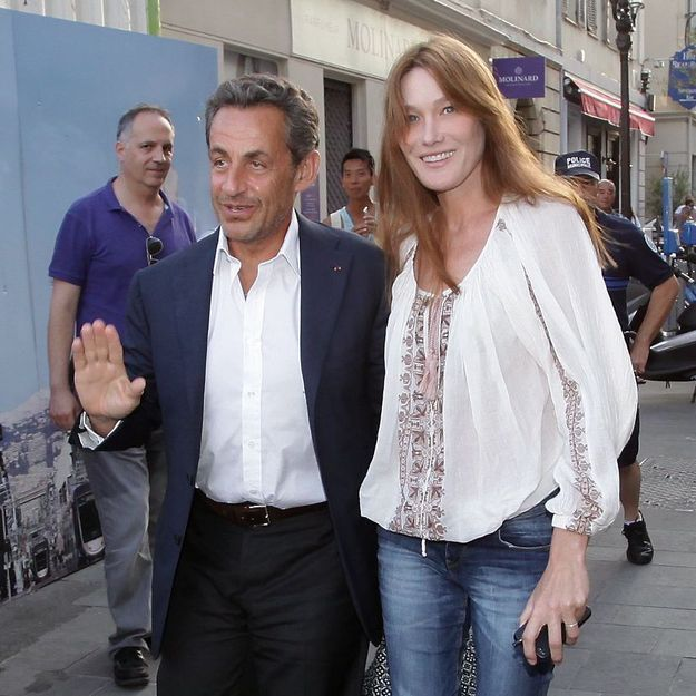 Dans l'intimité de la famille Sarkozy : les 1ères images