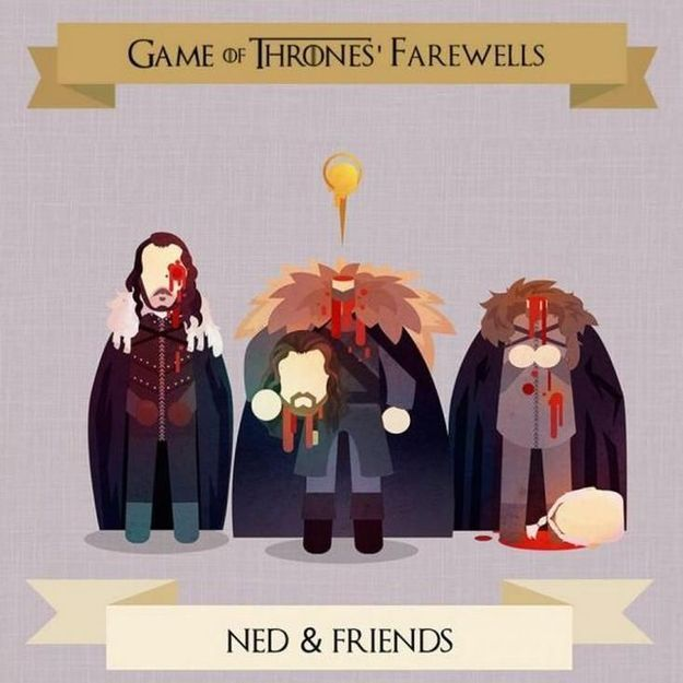 Game of Thrones : l'infographie funeste