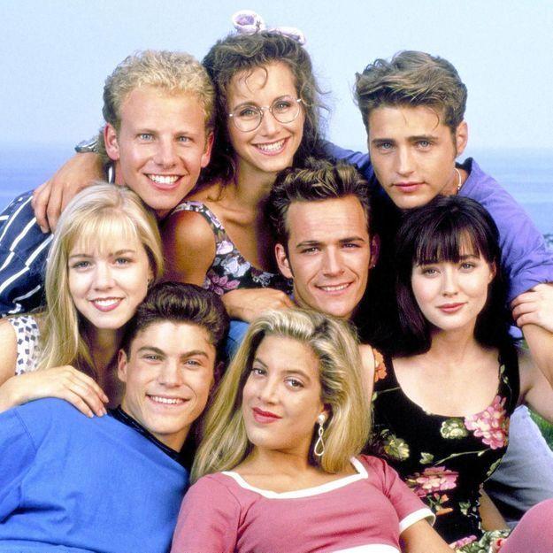 Les stars de « Beverly Hills », de retour à la télévision