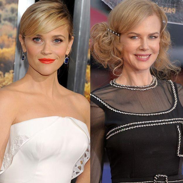 Reese Witherspoon et Nicole Kidman réunies dans une série
